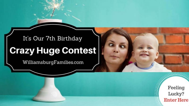 Williamsburg Families contest