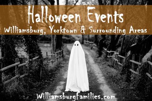 Halloween events williamsburg yorktown