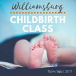 birthing class williamsburg