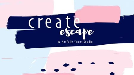 Kid'sCreate Escape- Artfully