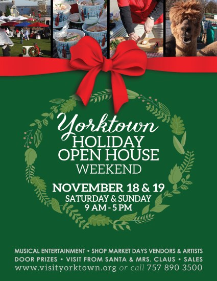 Yorktown Open House