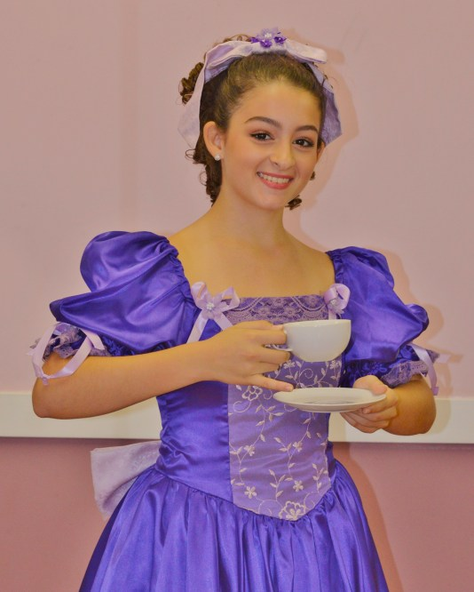 Tea with Klara
