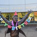 $1.00 Admission to VLM Birthday Celebration – Nov. 12