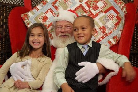 Cookies with Santa YORK HALL