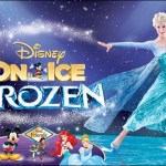 Win a Family 4-pack of tickets to Disney On Ice: Frozen