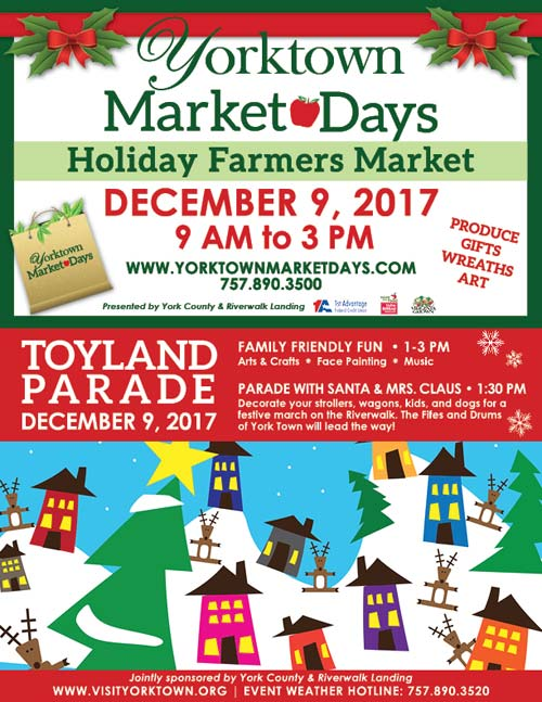 toyland parade yorktown