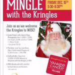 Mingle with the Kringles