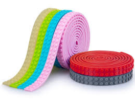 Toy Block Tape