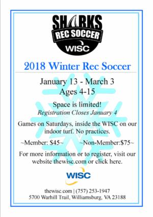 WISC Sharks Soccer