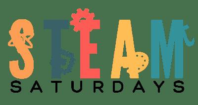 STEAM Saturdays Logo