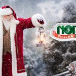 Norad Tracks Santa's Flight – watch in real time starts at 2:01 am Dec 24th- learn more