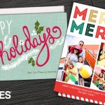 Get your holiday cards $8 for 25, $14 for 50, or $25 for 100 cards – HUGE discount it's a Groupon for Staples!