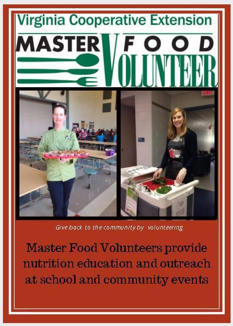 SHIP Master Food Volunteer