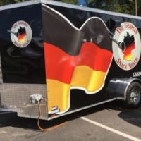 The German Snack Shack at VBC