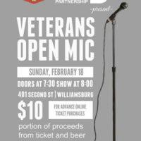 Veterans Comedy Show at VBC