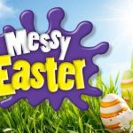 Messy Easter Egg Hunt and Lunch - Williamsburg United Methodist Church