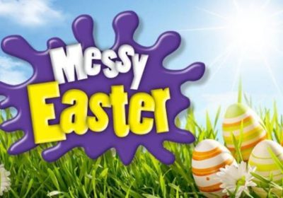 Annual Easter Egg Hunt and Hot Dog Lunch'