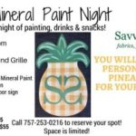 Fusion Mineral Paint Night! Register today, space is limited!
