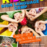 Kids Sign Language Camp
