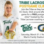 tribe lacrosse free clinic
