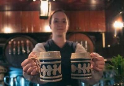 pub crawl colonial williamsburg