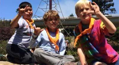 Kids SignLanguage Camp
