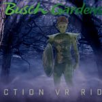 Top 5 things you need to know about the new Busch Gardens Williamsburg Virtual Reality (VR) Ride Battle for Eire
