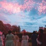 Mr Jefferson's Palace Garden Party in Colonial Williamsburg on October 2