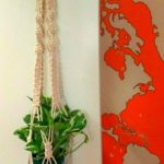 Macrame Plant Hanger at Artfully Yours