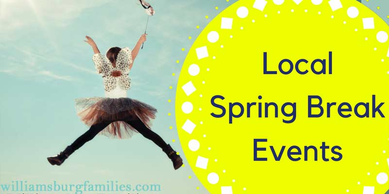 Spring Break and Easter