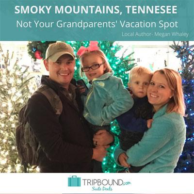 smoky mountains family vacation