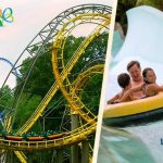 busch gardens water country $50 pass