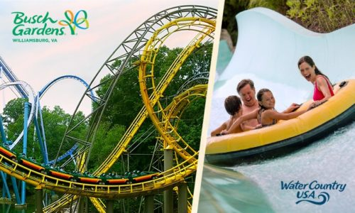Groupon Alert - $50 for 3 Day Ticket for Busch Gardens & Water Country