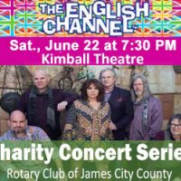 English-Channel-Williamsburg-VA