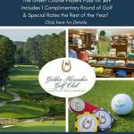 Father's Day Golf Specials at Golden Horseshoe