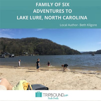 Lake-Lure-family-vacation