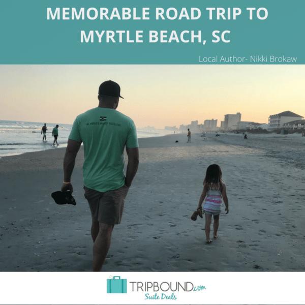 Myrtle Beach family trip