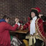 Dinner Theater: The Life of a Jolly Pyrate is Family Fun below the stairs at Shield's Tavern this Summer