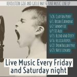 Revolution Golf and Grille — Live Music Every Friday and Saturday Night!