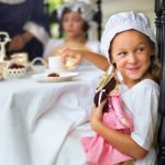 tea with doll at colonial williamsburg hotels