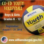 Youth-Volleyball-fb williamsburg