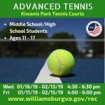 tennis kids williamsburg