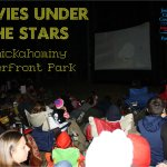 Chickahominy Riverfront Park: Free Movies under the Stars