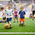 Little Sharks Soccer at the WISC – Registering NOW – Classes begin March 4