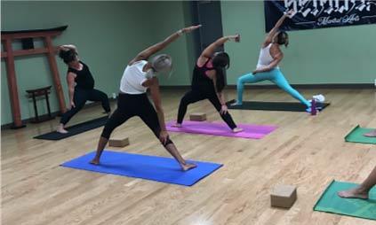 yoga williamsburg