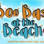 Boo Bash at Jamestown Beach with Trick or Treating, Pumpkin Carving and more - Oct. 19