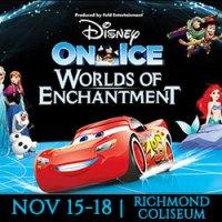 Richmond Coliseum Disney On Ice