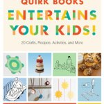 Quirk Books' Entertain Your Kids!  is a free Kindle download today Nov 12, 2018