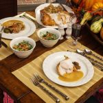 Williamsburg Lodge Special Thanksgiving Dinner is a Thanksgiving Feast for the family!