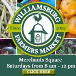Williamsburg Farmers Market - August 17